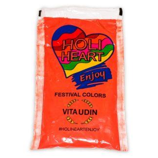 HOLI HEART red